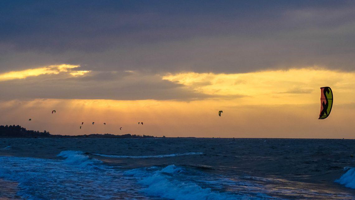 Prorider scoala kiteboard aventura Sri Lanka