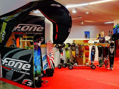 Prorider Shop Exposition Cum a fost la Snow Show 2011