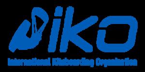 International kite-boarding organization logo