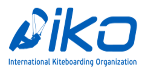 International kite-boarding organization logo