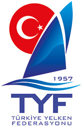 Turkish Sailing Federation logo