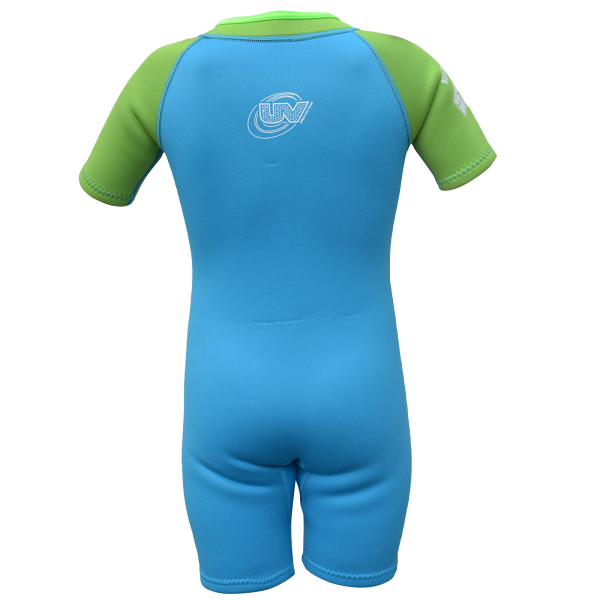 Prorider Shop Circleone Pulse 32mm Summer Shorty Baby Wetsuit Back