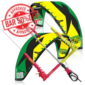 Prorider SHOP Pack Kite + bar f-one furtive