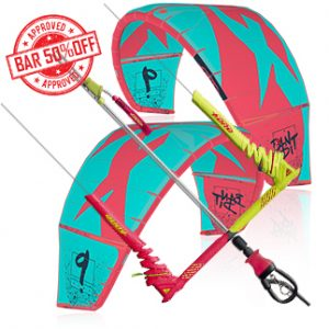 Prorider SHOP Pack f-one Kite + bar 3
