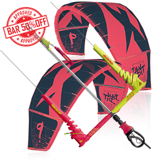 Avatar Shop Pack Kite+bar