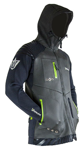 Prorider SHOP underwave kite Matmaz Jacket Front
