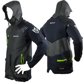 Prorider SHOP Underwave Kite jacket