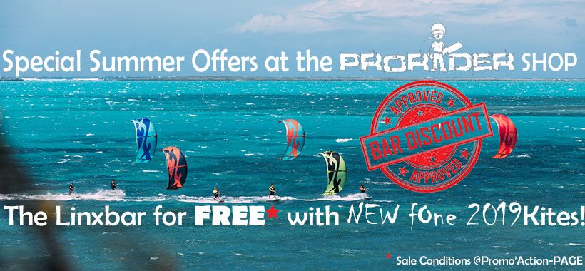 Prorider SHOP PromoAction F-one Bar4free Action