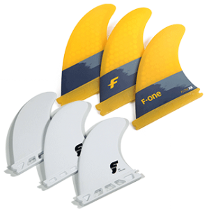 Prorider SHOP f-one Surf Fins X2