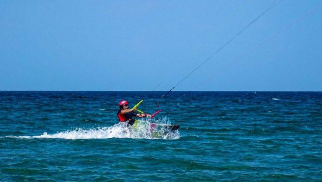 Prorider scoala kiteboard gokceada