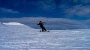 Prorider scoala snowkite curs Sinaia
