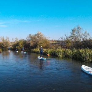 Prorider TRIP adventure river SUP Bucuresti