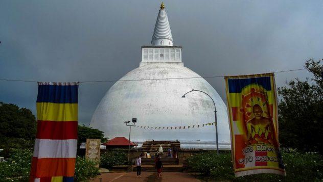 Prorider Trip Sri Lanka Beauty Anuradhapura (mirisaveti Stupa) Buddha