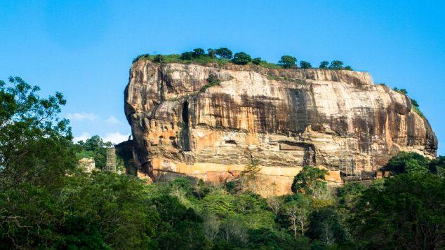 Prorider Trip Sri Lanka Beauty Dambulla Sigiriya Castle Castle