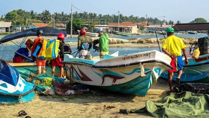 Prorider Trip Sri Lanka Beauty Kalpitiya Kite Trip Fish Market