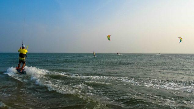 Prorider Trip Sri Lanka Kite Spot Kalpitiya Vella Island Kite Adventure Downwind