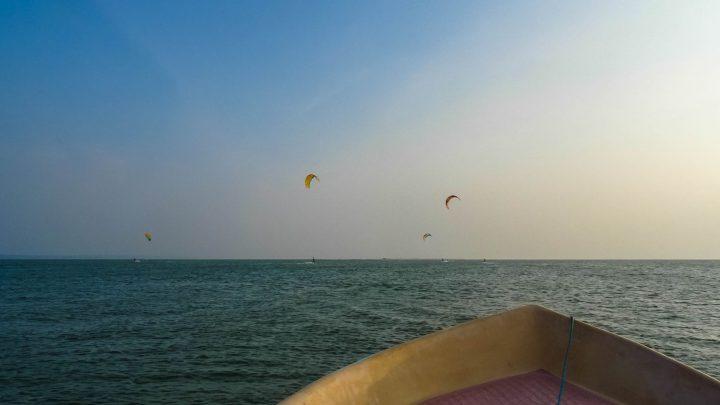 Prorider Trip Sri Lanka Kite Spot Kalpitiya Vella Island Kite Adventure Flat Downwind
