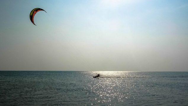 Prorider Trip Sri Lanka Kite Spot Kalpitiya Vella Island Kite On Flat