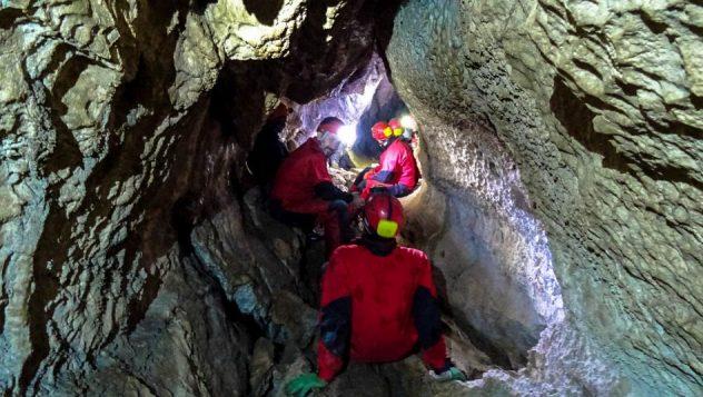Prorider TRIP Pestera cave adventure Discovery