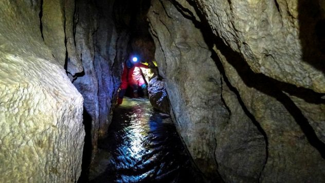 Prorider TRIP Pestera cave adventure Exploration