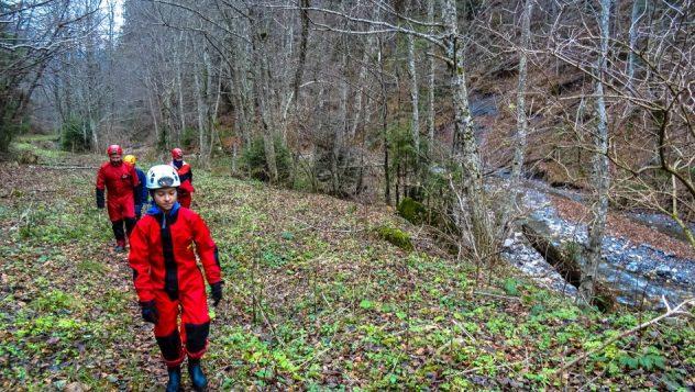Prorider TRIP Pestera cave adventureHike