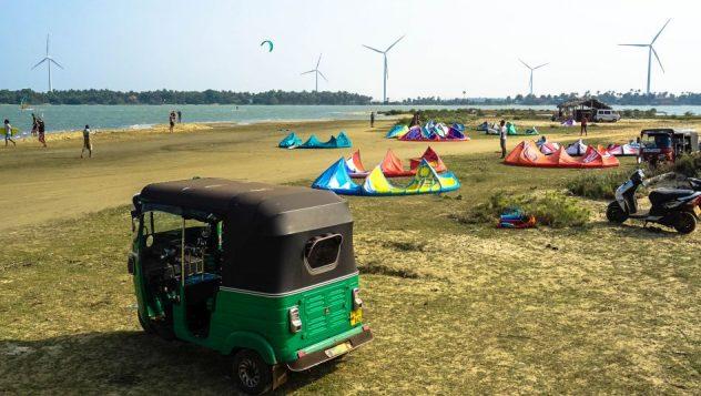 Prorider Trip School Kite Sri Lanka Kalpitiya Lagoon Kitespot