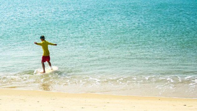 Prorider Trip School Kite Sri Lanka Desert Island