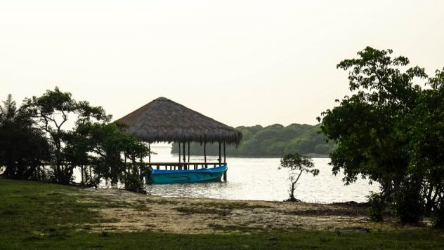 Prorider Kite trip Kalpitiya lagoon Sunset