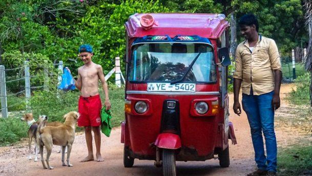 Prorider Trip School Kite Sri Lanka Tuk Tuk