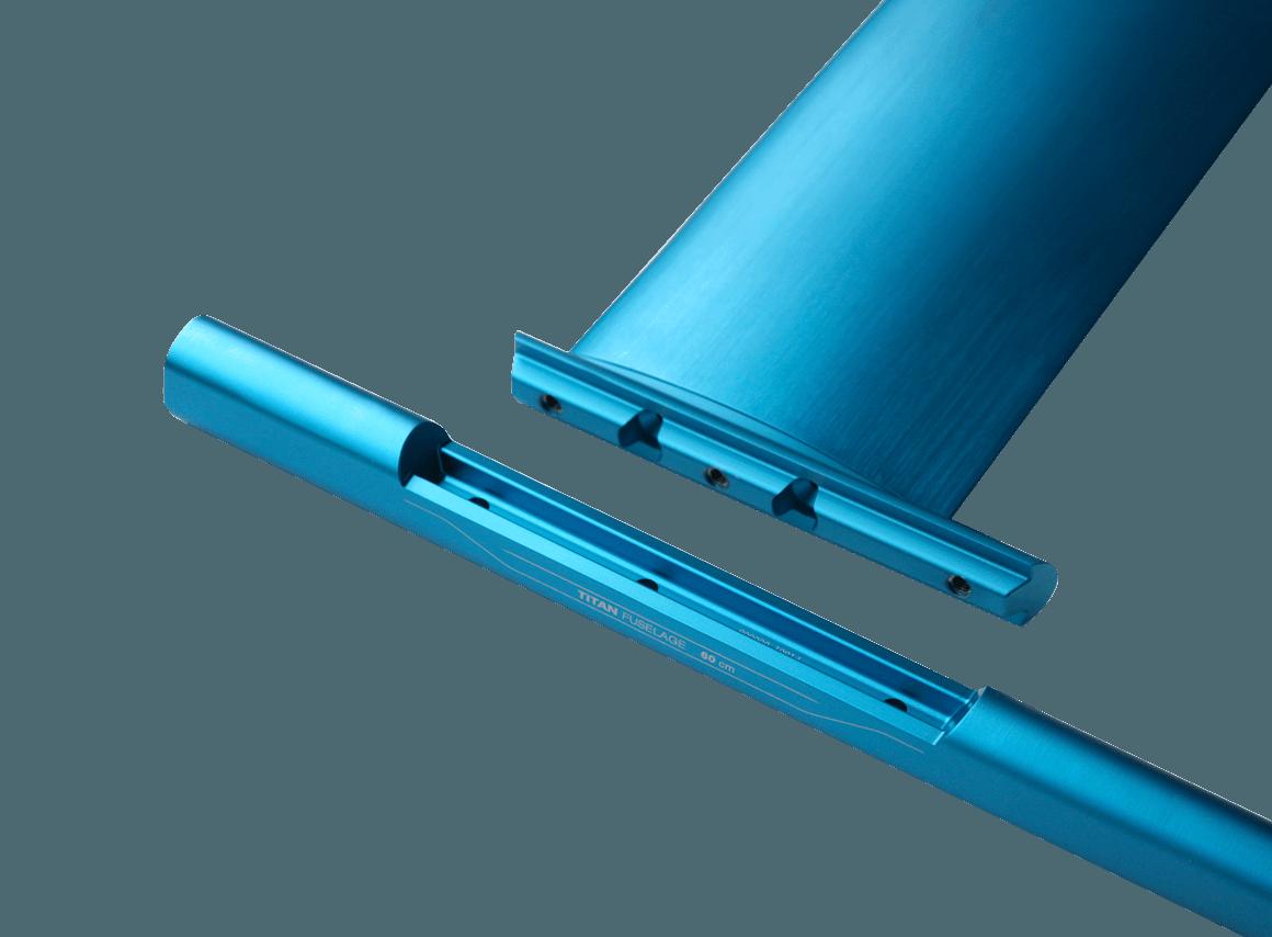 Prorider shop FOne Hydrofoil Focus Titan Connection 2018
