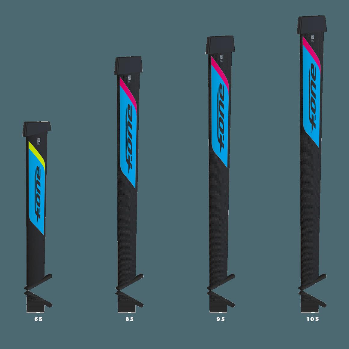 Prorider shop FOne Hydrofoil Masts Carbon 1