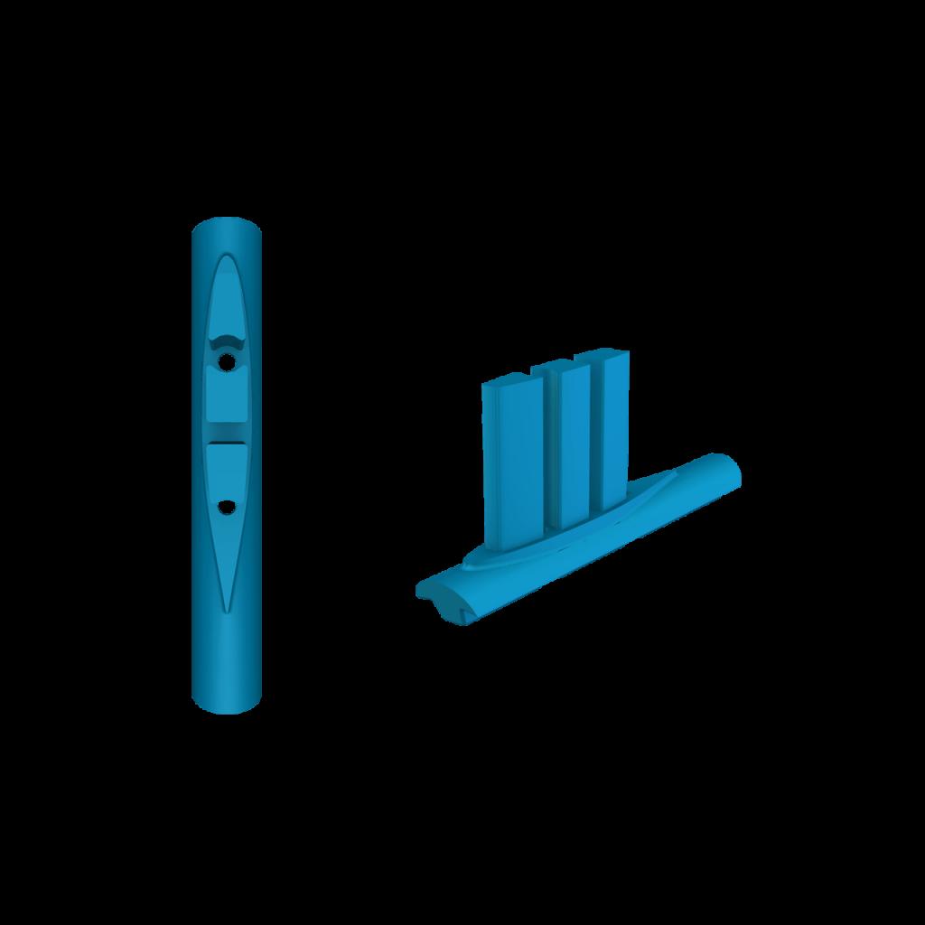 Prorider shop FOne Hydrofoil Sp Titan Mast Foot