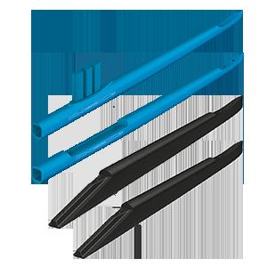 Prorider shop f-one Hydroifoil Fuselage Alu+titan+carbon