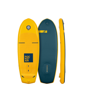 Proroder magazin F-One Rocket Air Surf