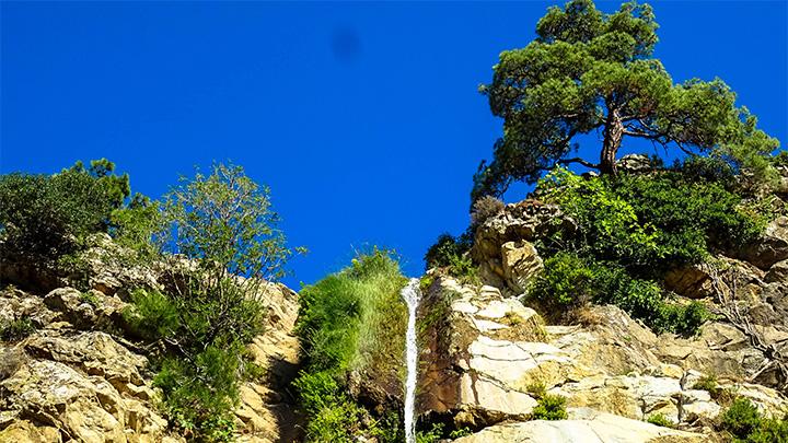 Prorider Story Trip Turkey Gokceada Waterfall Hike Day