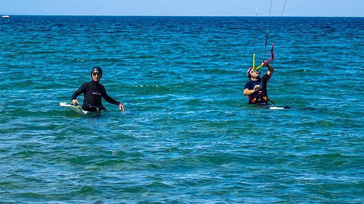 Prorider Story Trip Turcia Gokceada Island Kitesurf School F One 6