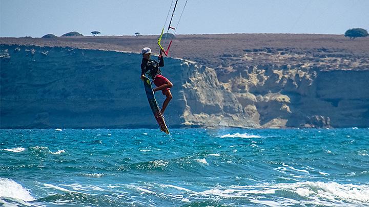 Prorider Story Trip Turcia Insula Gokceada Kitesurf School F One Freestyle