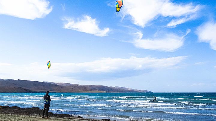 Prorider Story Trip Turcia Insula Gokceada Kitesurf Școala F One