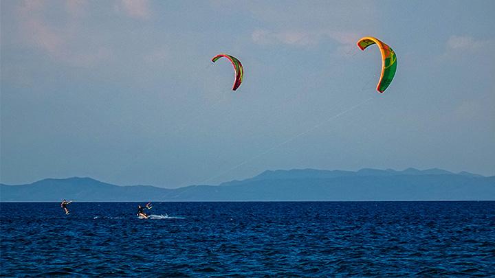 Prorider Story Trip Travel Turcia Insula Gokceada Kitesurf Twintip Foil