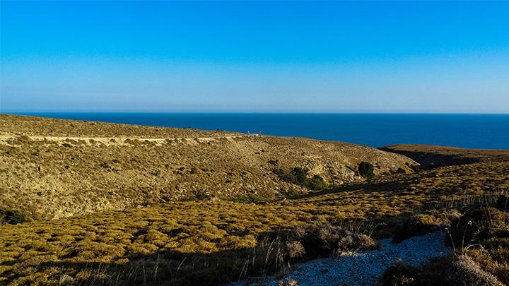 Prorider Story Trip Travel Turcia Insula Gokceada, vedere la mare
