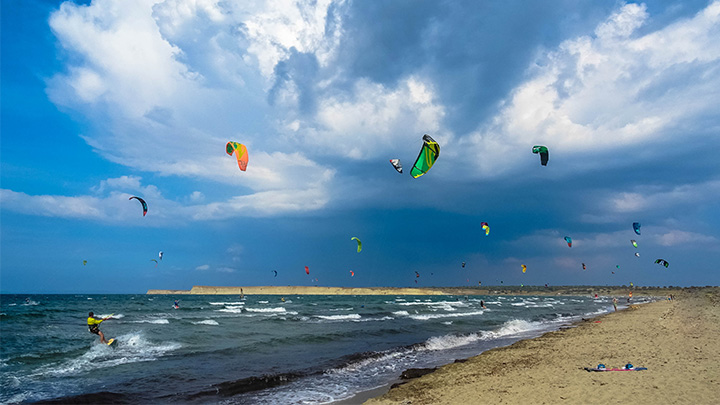 Prorider Story Trip Turkey Gokceada On Shore Beach Kitesurf 3