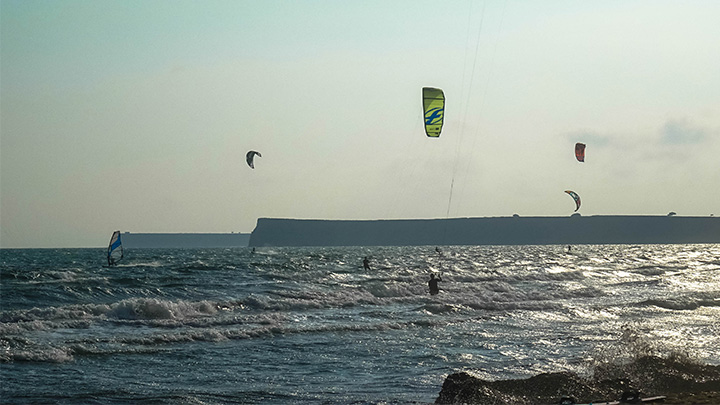 Prorider Story Trip Turkey Gokceada On Shore Beach Kitesurf 7