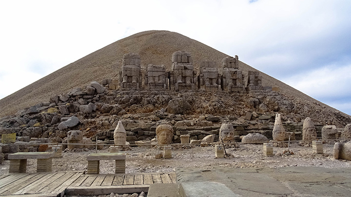 Prorider Story Trip Turkey South Mount Nemrut Unesco World Heritage