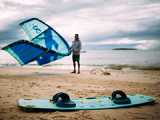 Prorider Kiteschool Rent A Kite Bar Board F-One