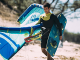 Prorider Kiteschool Rent A Kite Bar Board Neopren F-One & Manera