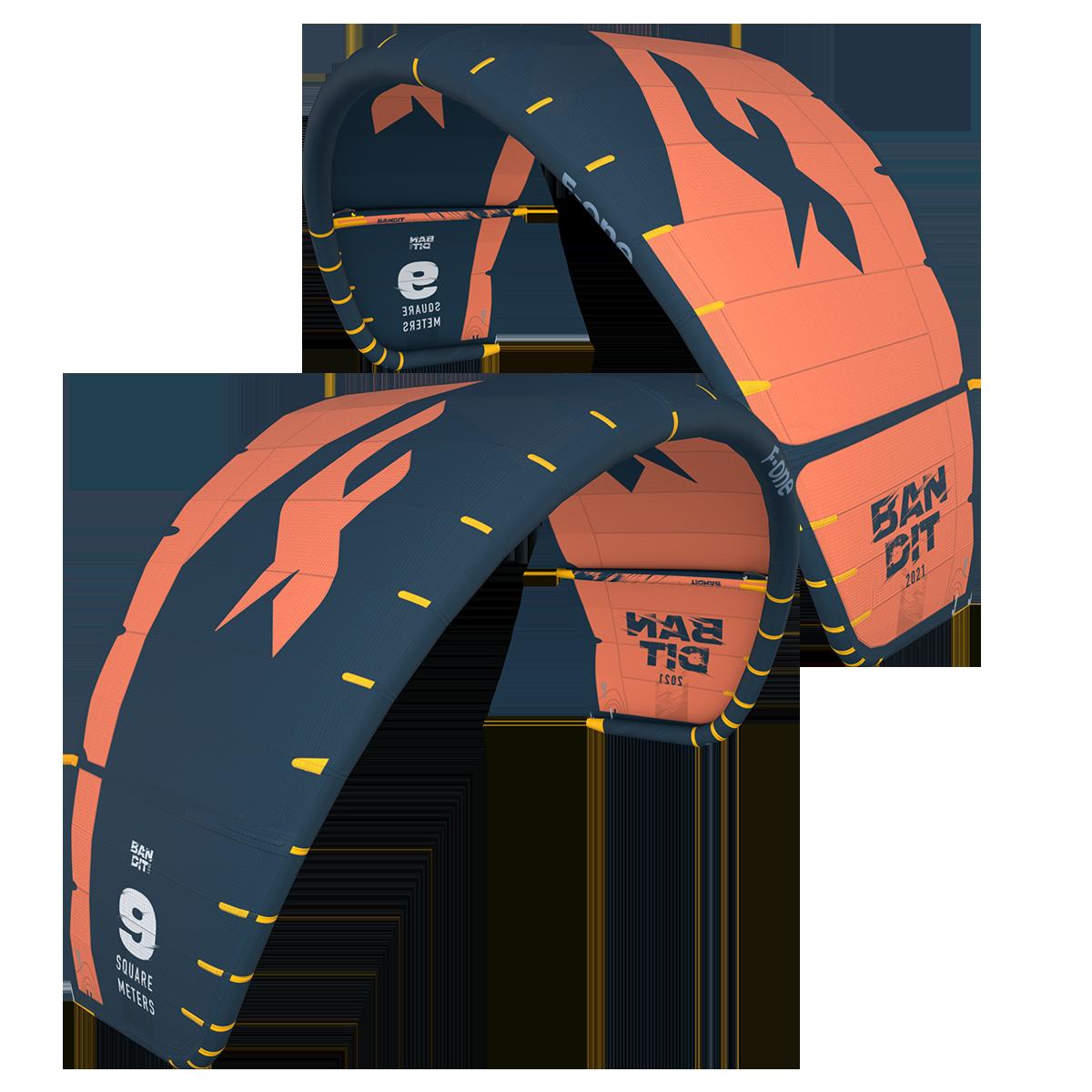 F One Bandit 2021 Papaya Slate Hd