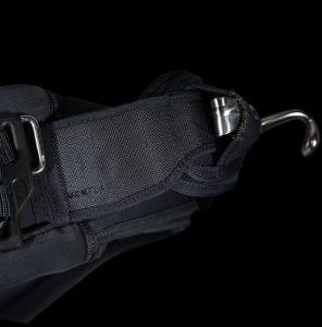 Manera Exo Harness Tech Tuck Flap