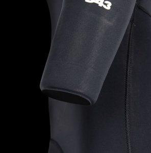 Manera Men 543 Magma Black Hooded Tech Fusion Cut