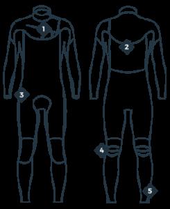 Manera Men 543 Magma Black Tech Silhouette