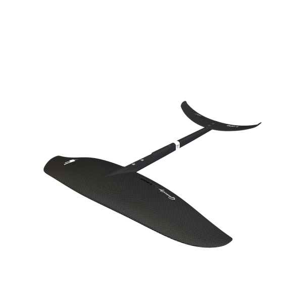 F-One Hydrofoil Front Wing Gravity 1800 Packshot Plane